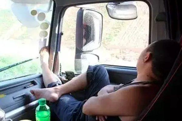 司机原来是骗子卡车司机四大谎言揭穿