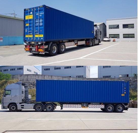 现代在韩国开展自动驾驶卡车的结对路测