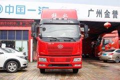 广州报价14.8万 最新款解放J6L中卡实拍