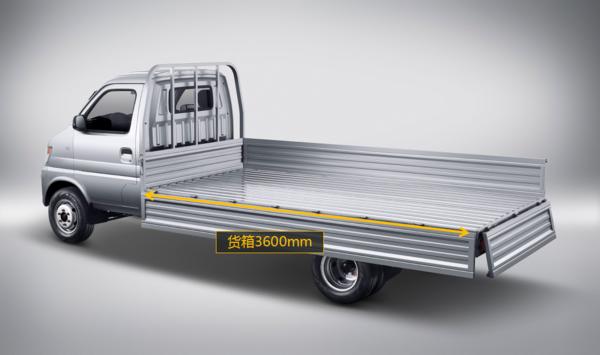 长安神骐两款上新3.6米最长货箱瞩目