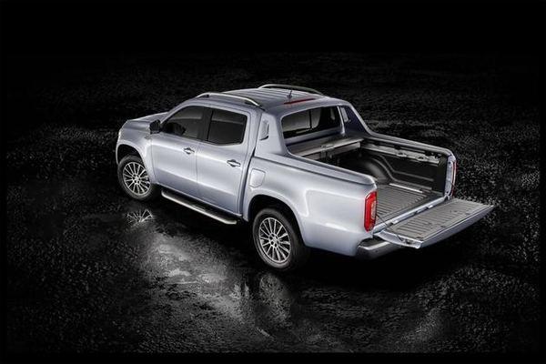 奔驰皮卡最新消息或推出4.0TV8车型