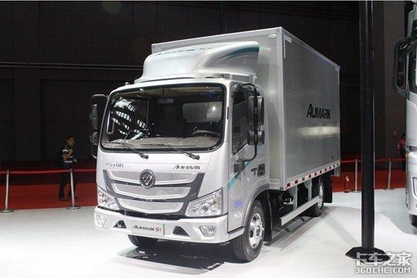 品牌活动月潍坊宝利舜天福田欧马可S全系冰点大促销