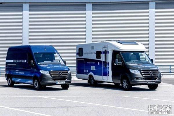 奔驰雷诺曝光多款纯电动不过,还是瑞典公司最牛连驾驶室都不要