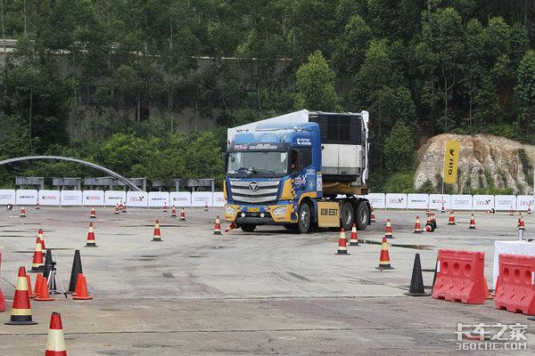 解冷链高成本之困,高效物流卡车公开赛有重大意义