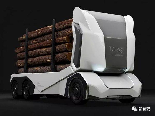 卡车终极形态? Einride推出纯电动卡车