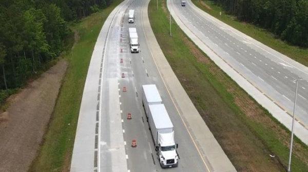 瑞典公司展示纯电动自动驾驶卡车可远程遥控