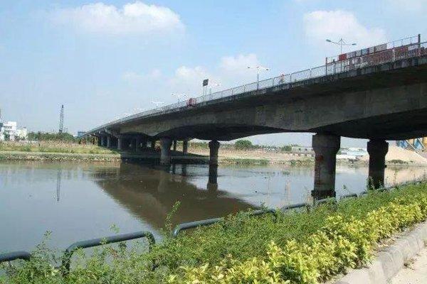 佛山五丫口大桥最快9月大修将限货限高8个月