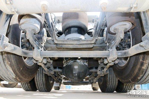 自动挡平地板气囊桥这台欧曼EST-A让人舒适到不想下车