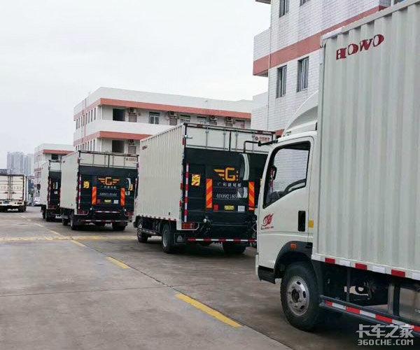 城配运力新军全路程不仅是做货车租赁