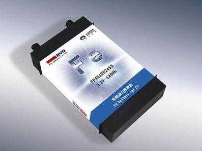 比亚迪青海电池厂投产 年产电池24GWh