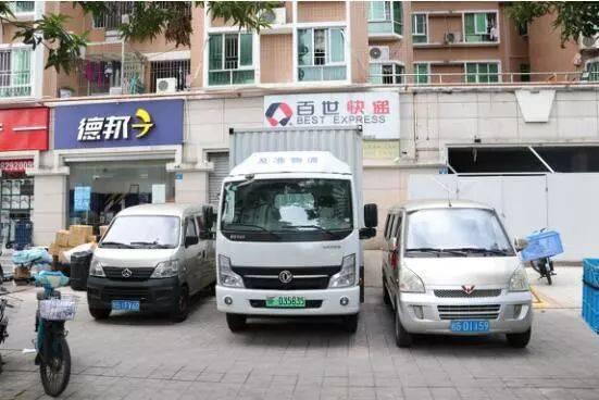 罚款、扣分,这些地方真的没有轻型柴油车了吗?深圳绿色物流区走访