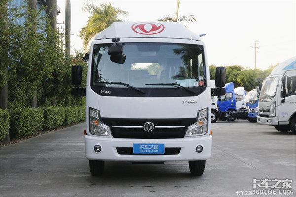 迎国六购国五海南东风轻卡购车狂欢节正式开幕