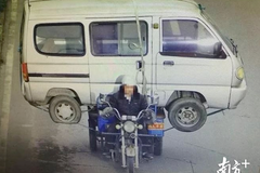 深圳: 8月1日起电动三轮车上路就扣