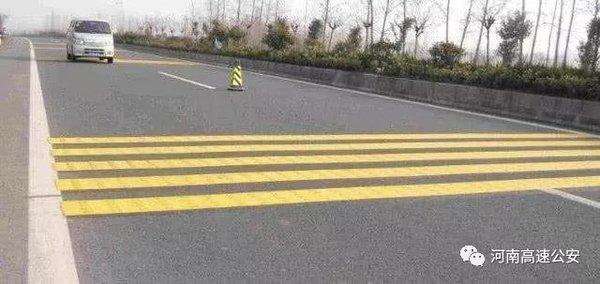 跑高速必须认识的五种线老司机都不一定全认识