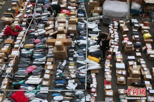 上半年中国社会物流总额为131.1万亿元同比增6.9%