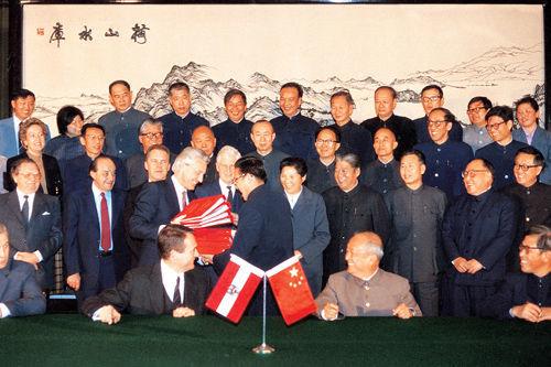 改革开放40周年回顾:斯太尔植根中国重卡行业