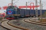 乌鲁木齐铁路货运:新疆货源占比近六成
