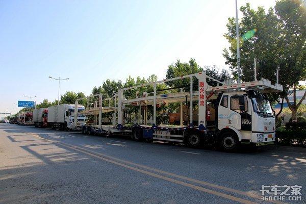 卡车周爆:国三车处境艰难西安市将全面禁行!