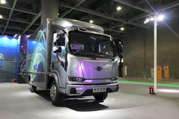 广州新能源车展探秘 十款电动车逐个看