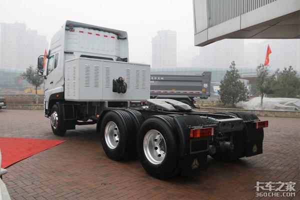 发动机是关键经销商如何看待重汽斯太尔LNG车?