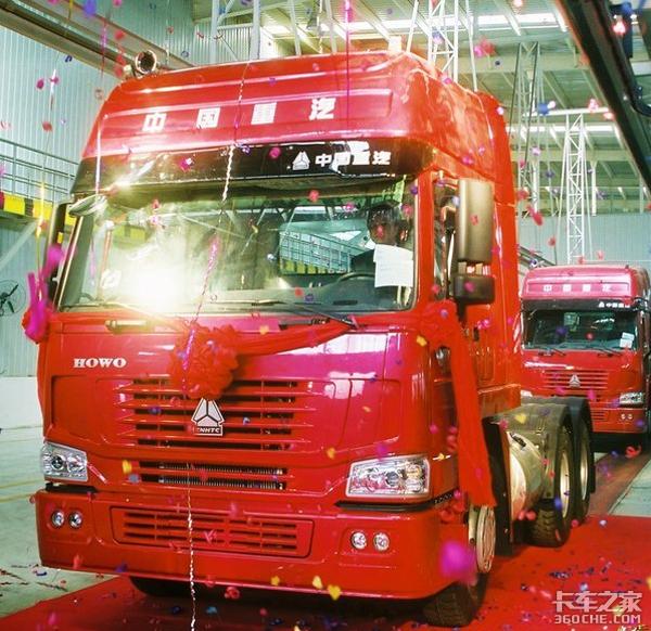 中国重卡40年变迁:新世纪开启合资抱洋大腿时代