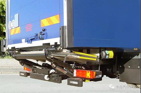降低运输成本全球汽车尾板技术发展趋势