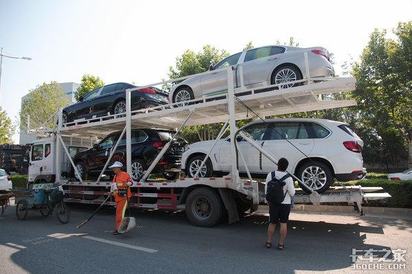 违规轿运车将成为历史中置轴、长头车成为新宠儿全国轿运车情况调查
