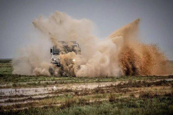 赛况大反转,匹配ISZ发动机的卡玛兹大师车队依然夺冠