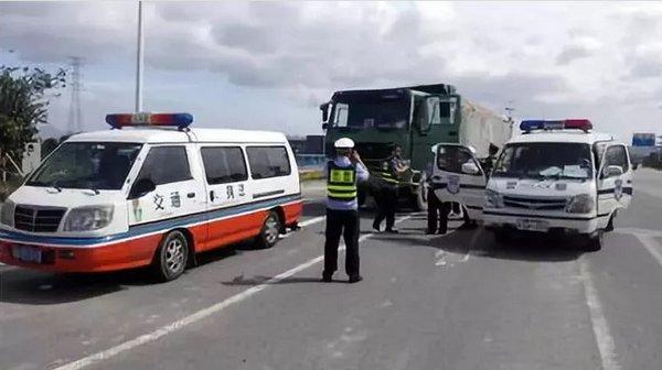 西安:严查超限超载车辆今年已查处320辆