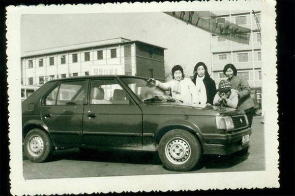 回望驾考这40年以前学车谁还没挨过骂?