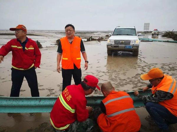 解除封闭!G7G30等因山洪积水路段已恢复通行!