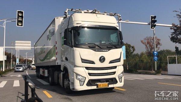 无人驾驶将引领中国物流驶向何方?