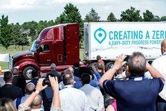 丰田l燃料电池卡车项目:续航提升50%