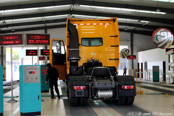 """降本增效!杭州市推出货运车辆""""两检合一'便民新政"""