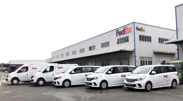 联邦快递在中国投入48辆纯电动车未来或持续扩大使用清洁能源车辆