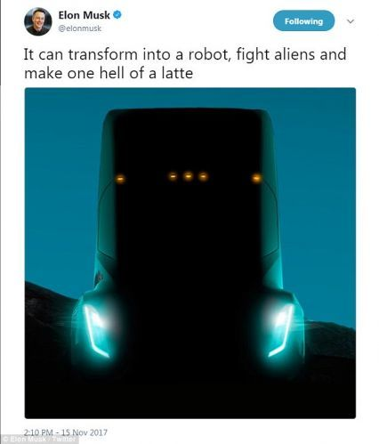 UPS自主研发电动卡车或将搭载自动驾驶
