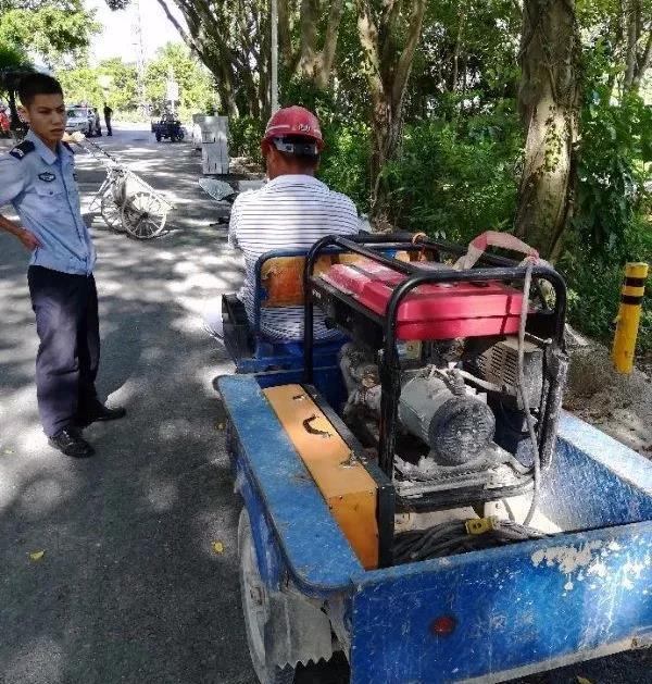 深圳:全市百组大整治,250辆快递电动三轮车被查扣