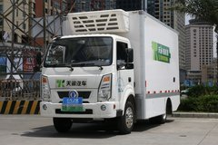 冷链物流需求增大电动冷藏车有望增加