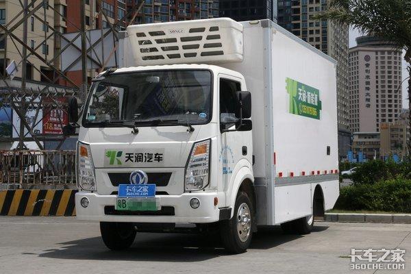 冷链物流市场规模年增长20%电动冷藏车需求有望大增