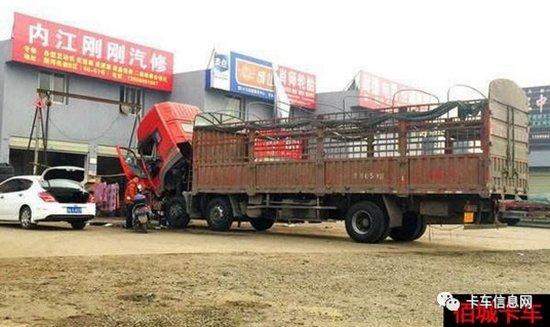 卡车DPF不能用水洗?那怎么办?