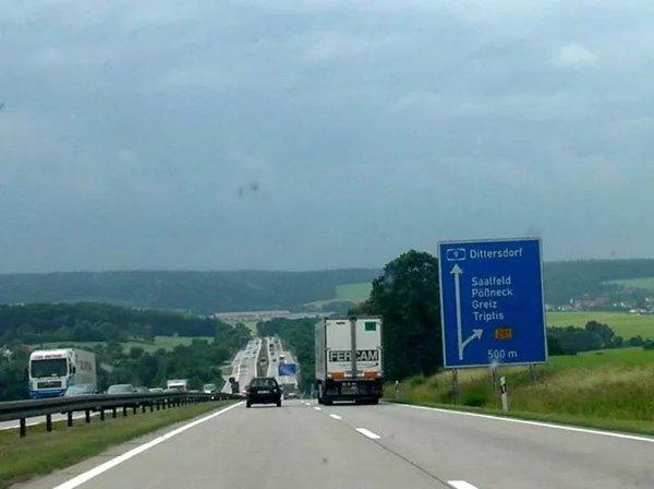 再见了各种限速国内首条不限速高速公路即将开通