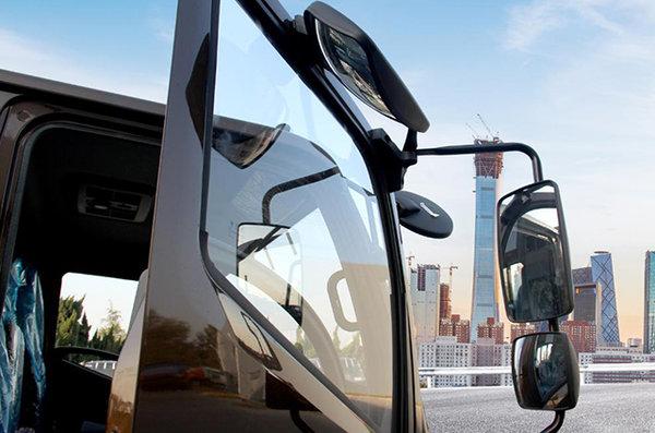 福田瑞沃ES3重载车型大比拼之安全篇