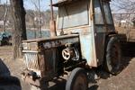 神牛25是拖拉机,但我觉得他也是卡车