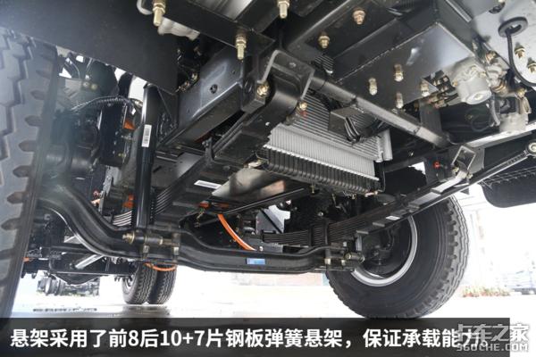 三环电动冷藏车与电动轻卡比差别在哪?