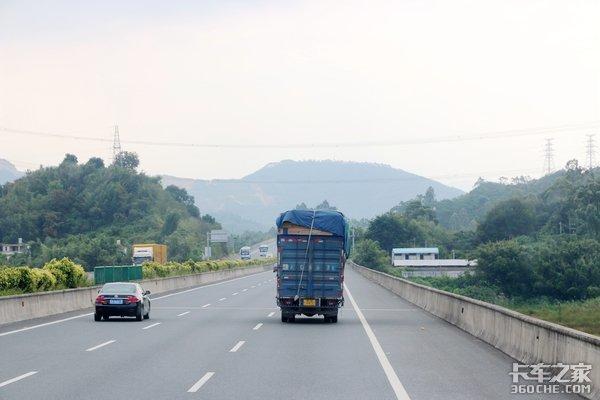 沈海高速:往福建方向卡友注意分水关出口封闭施工48小时!