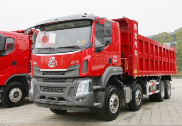 乘龙H5自重降低300公斤!年增收3万!