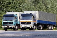 北奔引进NG80的年代 德国已经有自动挡