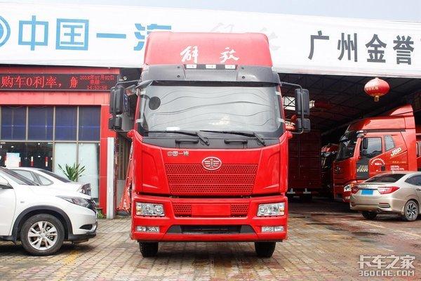 广州最热门五款中卡13万都能买7米7了,比轻卡还便宜