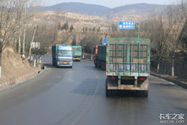 卡车司机随身携带三件宝,全国各地随便跑