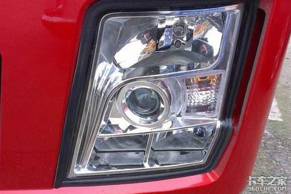 卡车人,咱们不要轻易改装车灯,也得为他人考虑